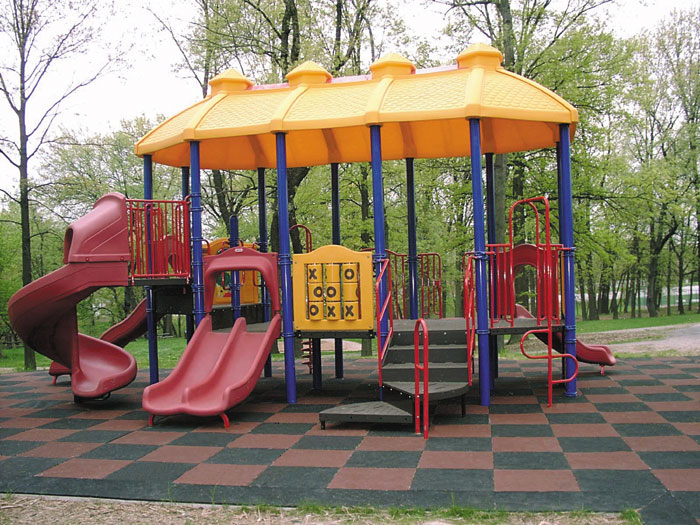 SURFACES - Soft flooring for children's play area