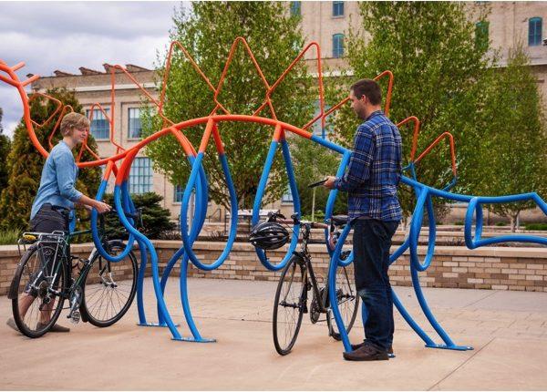 creative bikeracks